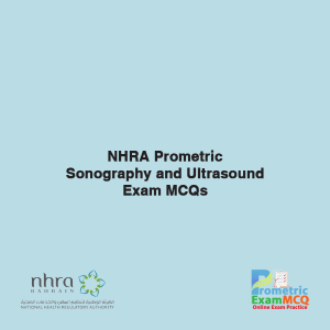 NHRA Prometric Sonography and Ultrasound Exam MCQs