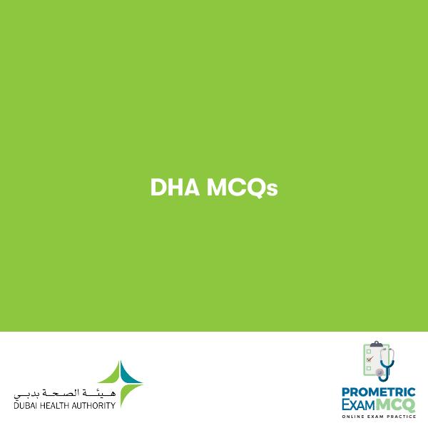 DHA MCQS