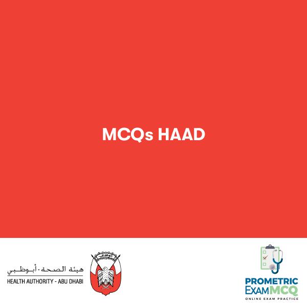 MCQ HAAD