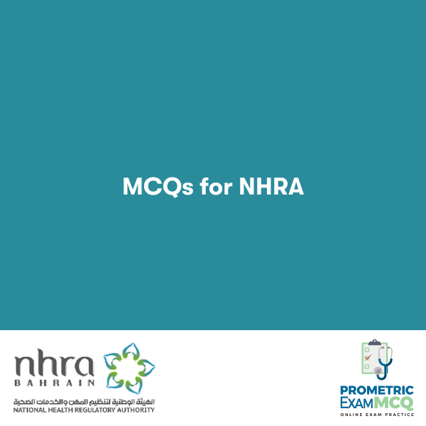 MCQS FOR NHRA