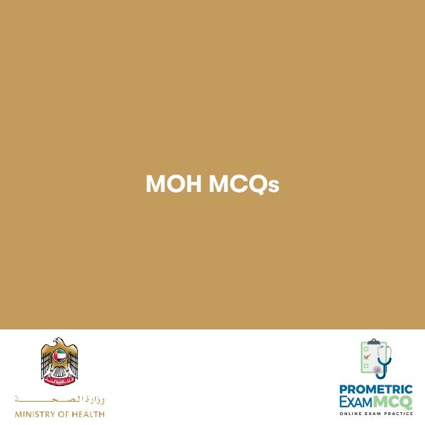 MOH MCQs