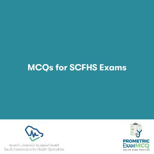 MCQS FOR SCFHS EXAMS