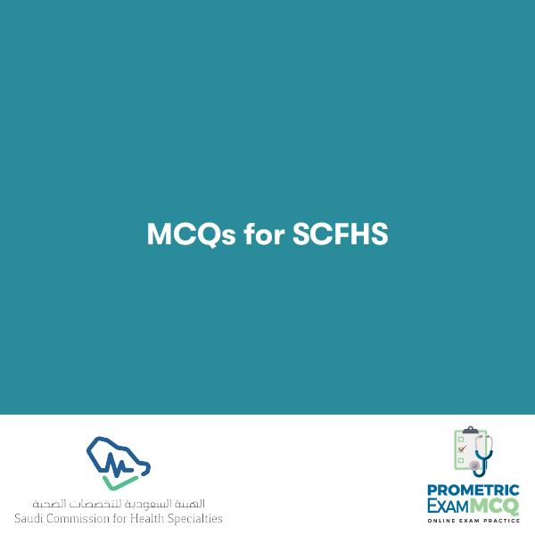 MCQS FOR SCFHS