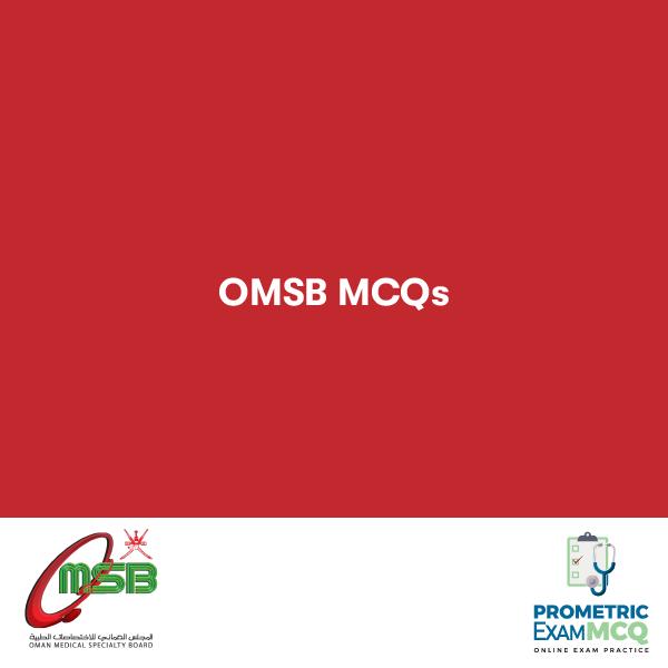 OMSB MCQS