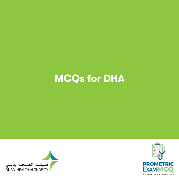 MCQS FOR DHA