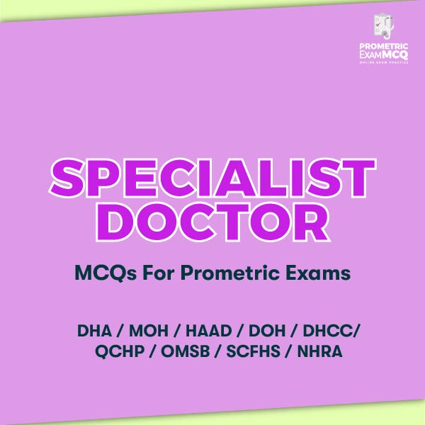 MCQs for Prometric Specialist Dentist Exams