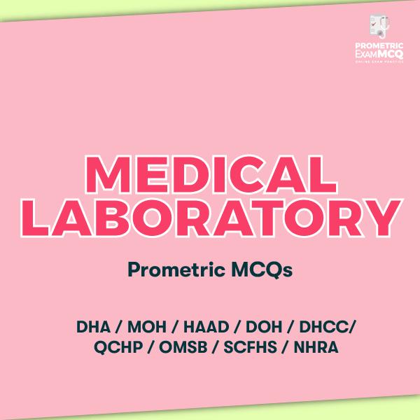 Medical Laboratory Prometric MCQs